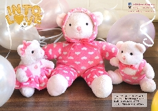Teddy House Into Love Collection